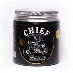 Chief Solid Black Pomade 120gr