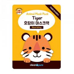 Clean and Pure Nourishing Mask Tiger 23ml