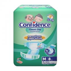 Confidence Adult Classic Day M 8s