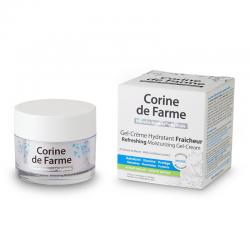 Corine de Farme Refreshing Moisturizing Gel Cream 50ml