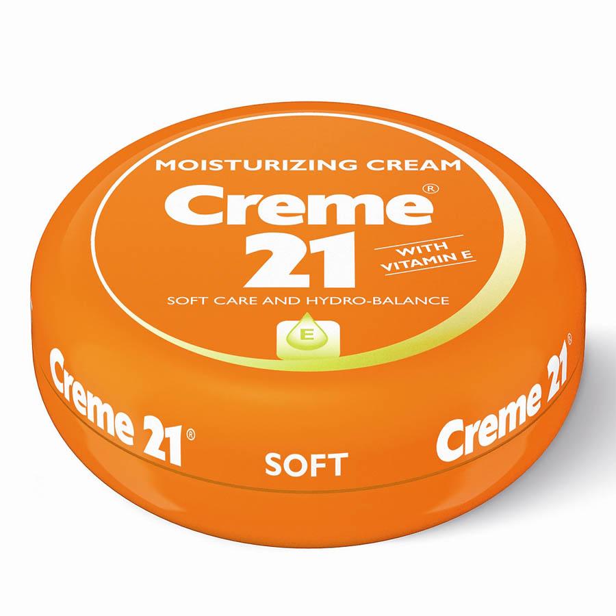 harga Creme21 Moisturizing Cream With Vitamin E (Soft) 150ml Gogobli.com