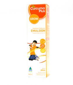 Curcuma Plus Emulsion Orange 400 Ml
