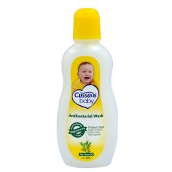 Cussons Baby Bath Anti Bacterial Wash 200ml (Expiry Date: Des 19)