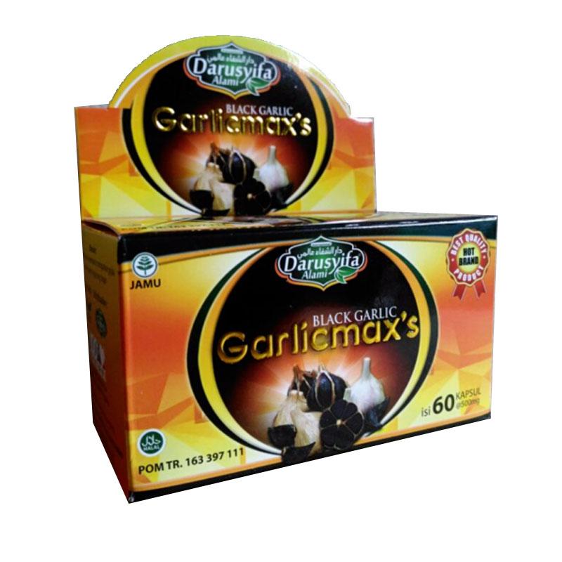 Darusyifa Black Garlic Garlicmax