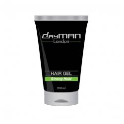 Dayman Hair Gel Strong Hold 100ml (Buy 1 Get 1 Free)