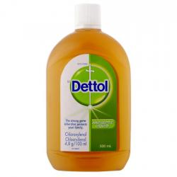 Dettol Antiseptic Liquid 500ml | gogobli