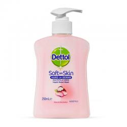 Dettol Hand Wash Soft on Skin Rose and Shea Butter 250ml
