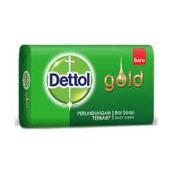 Dettol Gold Barsoap Daily Clean 65gr