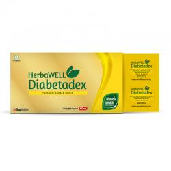 Diabetadex 1 Strip@6 Kapsul