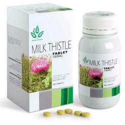 Diamond Interest Milk Thistle 120tabs