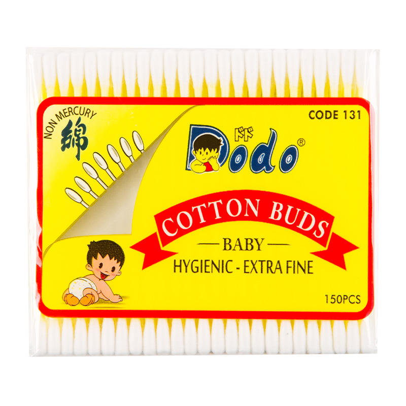 Dodo Cotton Buds Baby 131 | Gogobli
