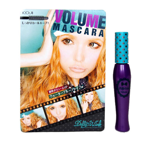 Dolly Wink Volume Mascara Brown | Gogobli