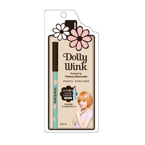 Dolly Wink Pencil Eyeliner III Brown
