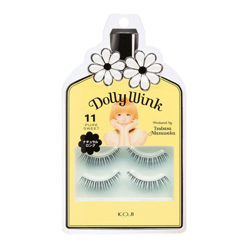 Dolly Wink Eyelashes 11 Pure Sweet