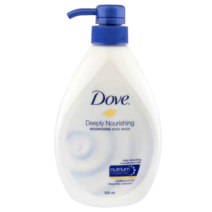 Dove Deeply Nourishing Pump RL 550ml | Gogobli
