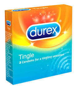 Durex Tingle 3 Sachet