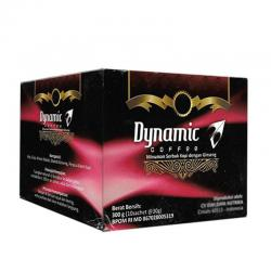 Dynamic Coffee 1000gr (isi 30 sachet)