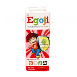 Egoji Syrup Apelberry 50ml