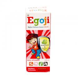 Egoji Syrup Apelberry 100ml