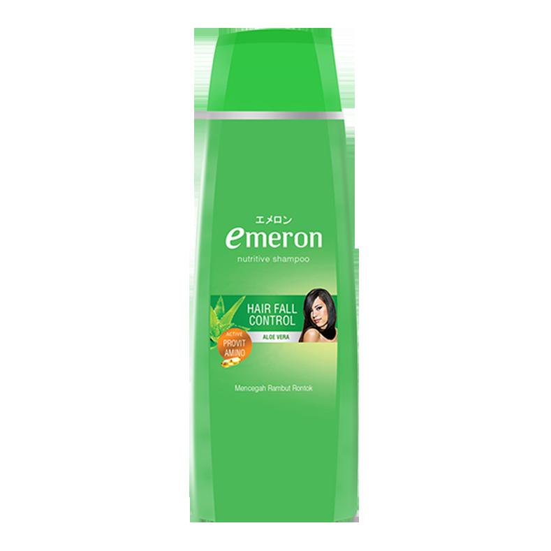 Emeron Nutritive Shampoo Hair Fall Control Aloe Vera 340ml