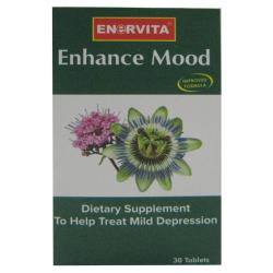 Enervita Enhance Mood 30 tablet