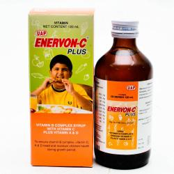 Enervon C Plus Syrup 120ml