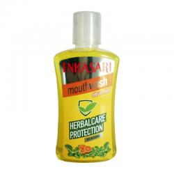 Enkasari Mouthwash Herbalcare Protection Citrusmint 250ml