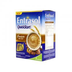 Entrasol Quickstart Chocolate 300 Gr