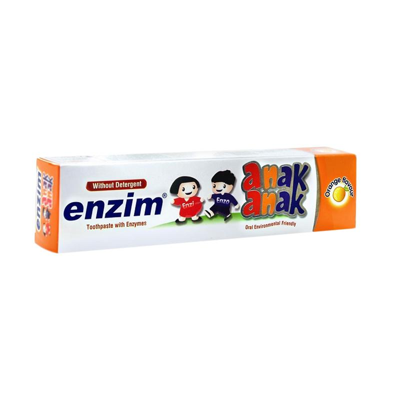 Enzim Anak-anak Orange 35ml | Gogobli
