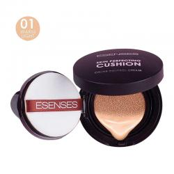 Esenses Skin Perfecting Cushion Cream 01 Warm Light 15gr