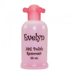 Evelyn Nail Polish Remover Pink 55ml