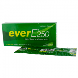 Ever E 250 Strip 12 Soft Capsule