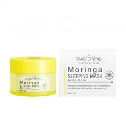 Evershine Moringa Sleeping Mask Acne Care 15gr