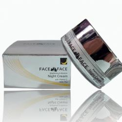 Face2Face Night Cream 15g | gogobli
