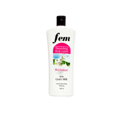 FEM Body Lotion Rice Extract 600ml