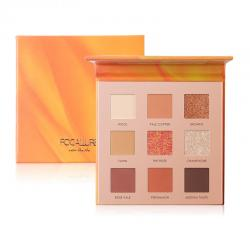 Focallure Shimmer Eyeshadow Palette 9 Colours FA62-1 Ring The Alarm
