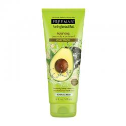 Freeman Clay Mask Purifying Avocado and Oatmeal 175ml