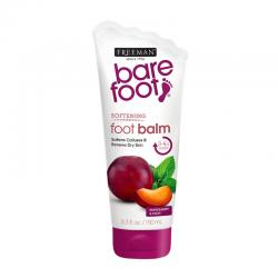 Freeman Bare Foot Softening Foot Balm Peppermint and Plum 150ml