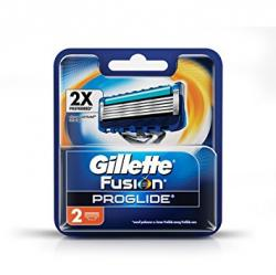 Gillette Fusion Proglide Manual Cartridge 2s