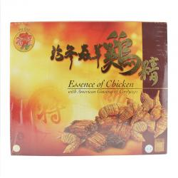 Essence of Chicken with American Ginseng and Cordyceps