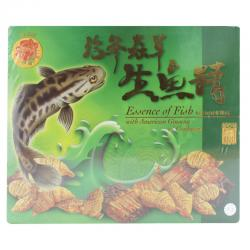 Fu Gui Essence of Fish with American Ginseng and Cordyceps (6 x 70ml)