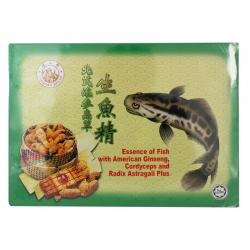 Laoshan Essence of Fish with American Ginseng and Cordyceps (6 x 70gr)