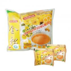 Gold Pine Chrysanthemum Tea with Honey (20 Sachet @20gr)