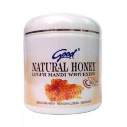 Good Lulur Natural Honey 470gr