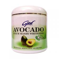 Good Lulur Avocado 200gr