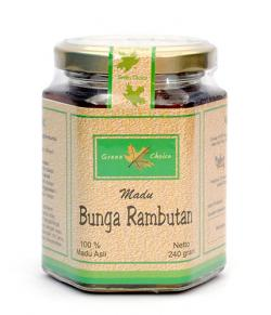 Green Choice Madu Bunga Rambutan 240 Gr