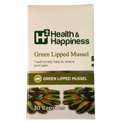 H2 Health and Happiness Green Lipped Mussel