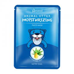 Hanasui Moisturizing Face Mask (Otter) 25ml