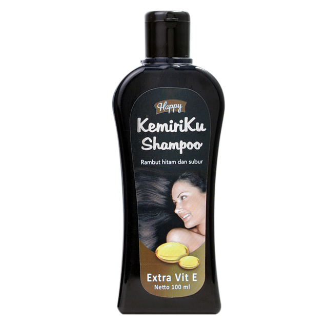 Happy Kemiriku Shampoo 100ml | gogobli