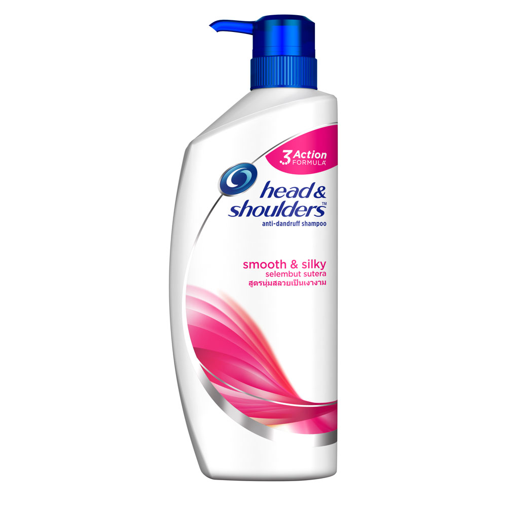 Head & Shoulders Shampoo Smooth and Silky 480ml | gogobli